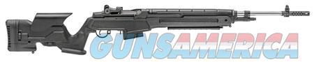 "Springfield Armory MA9826C65 M1A Loaded Semi-Automatic 6.5 Creedmoor 22"" SS 10+1 Black Adjustable  Guns > Rifles > Springfield Armory Rifles > M1A/M14"