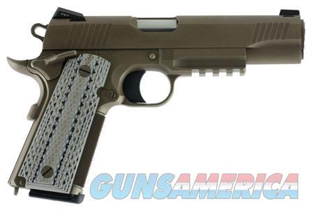 "Colt Mfg O1070CQB 1911 Government Limited Edition 45 ACP 5"" 8+1 Desert Sand Gray G10 Grip  Guns > Pistols > C Misc Pistols"