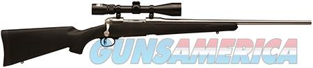 "Savage 19720 16/116 Trophy Hunter XP Bolt 223 Rem 22"" 4+1 Synthetic Black Stk Stainless Steel  Guns > Rifles > Savage Rifles > Standard Bolt Action"