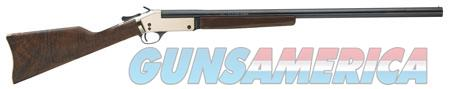 "Henry Single Shot Brass 410 Gauge 26"" 1 3"" Brass American Walnut Right Hand  Guns > Shotguns > H Misc Shotguns"