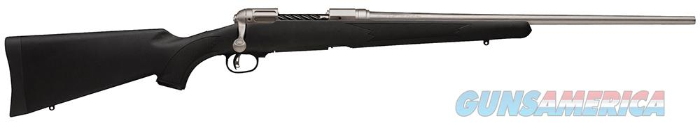 "Savage 22502 16/116 Lightweight Hunter Bolt 7mm-08 Rem 20"" 4+1 Synthetic Black Stk Stainless Steel  Guns > Rifles > S Misc Rifles"