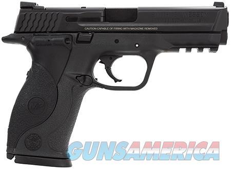 "Smith & Wesson 220070 M&P 9 Crimson Trace Lasergrip  9mm Luger Double 4.25"" 17+1 Black  Guns > Pistols > Smith & Wesson Pistols - Autos > Polymer Frame"
