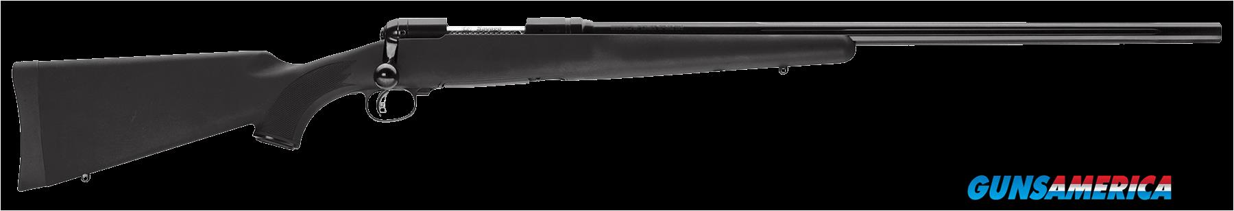 "Savage 22446 12 FCV Bolt 204 Ruger 26"" 4+1 Synthetic Black Stk Black  Guns > Rifles > Savage Rifles"