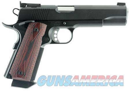 """Ed Brown ETBBCAL2 Executive Target Gen 4 *CA Compliant* Single 45 Automatic Colt Pistol (ACP) 5"""" 7+1  Guns > Pistols > E Misc Pistols"""