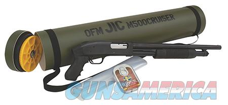 "Mossberg 51340 500 JIC Cruiser  Blued 12 Gauge 18.5"" 3"" 5+1 Pistol Grip Stock  Guns > Shotguns > Mossberg Shotguns > Pump > Sporting"