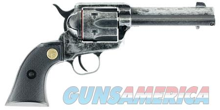 "Chiappa Firearms 340089 1873  22 LR 4.75"" 6 Round Antiqued Black Synthetic Grip  Guns > Pistols > C Misc Pistols"