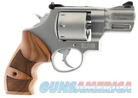 """Smith & Wesson 170133 627 Performance Center Single/Double 357 Magnum 2.625"""" 8 rd Wood Grip  Guns > Pistols > Smith & Wesson Revolvers > Full Frame Revolver"""