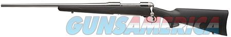 "Savage 22204 116 FLCSS LH Bolt 300 Win Mag 24"" 4+1 Accustock Black Stk SS  Guns > Rifles > Savage Rifles"