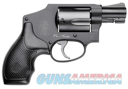 """Smith & Wesson 178041 442 Performance Center Pro Double 38 Special 1.875"""" 5 rd Black Synthetic Grip  Guns > Pistols > Smith & Wesson Revolvers"""