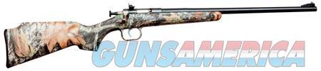 "Crickett KSA2163 Crickett  Bolt 22 LR 16.125"" 1 Mossy Oak Break-Up Fixed Stock Blued Steel Receiver  Guns > Rifles > Crickett-Keystone Rifles"