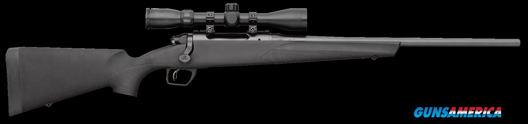 "Remington Firearms 85848 783 with Scope Bolt 7mm Remington Magnum 24"" 3+1 Synthetic Black Stk Black  Guns > Rifles > R Misc Rifles"