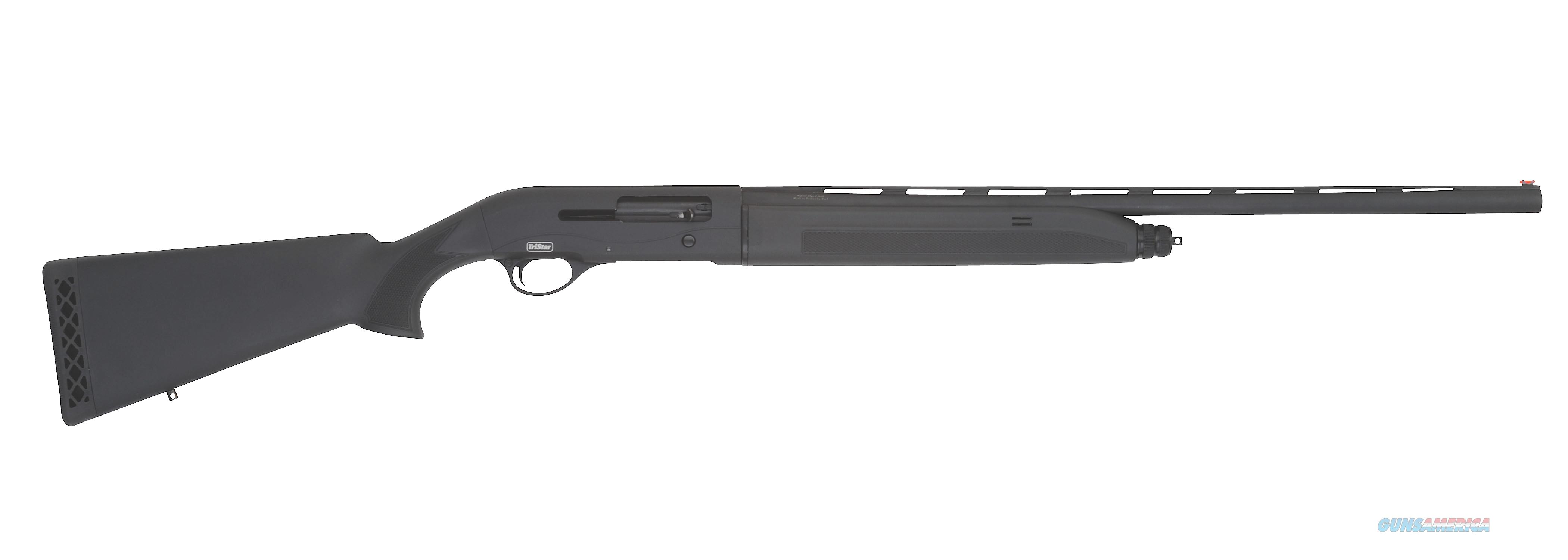 "TriStar 20204 Raptor Youth Semi-Automatic 20 Gauge 24"" 3"" Synthetic Black Stk Steel  Guns > Shotguns > Tristar Shotguns"