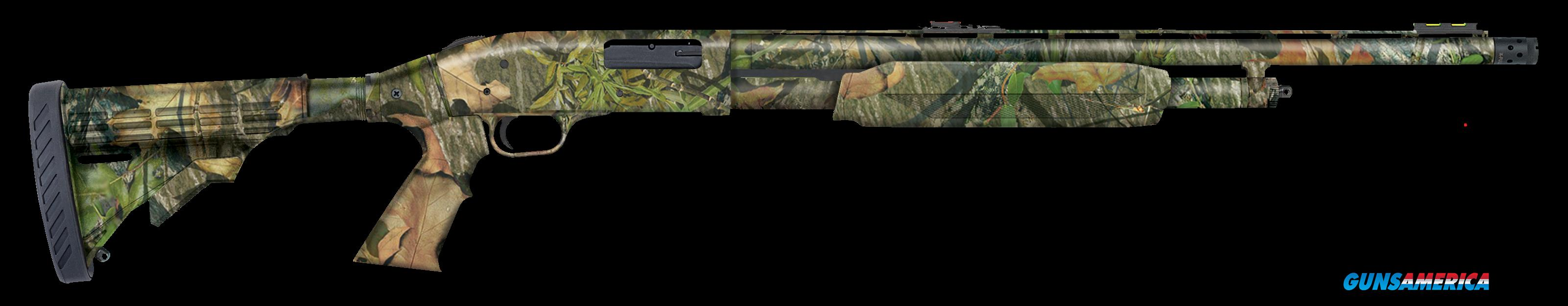 "Mossberg 54566 500 Pump 20 Gauge 20"" 3"" Mossy Oak Obsession Synthetic Adjustable Stk Mossy Oak  Guns > Shotguns > MN Misc Shotguns"