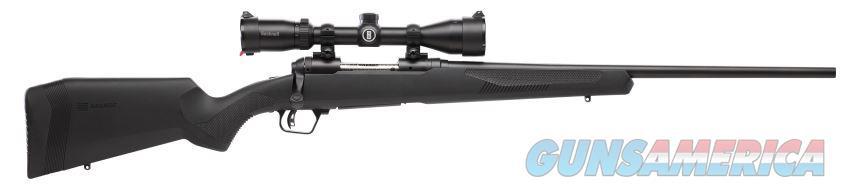 "Savage 57016 10/110 Engage Hunter XP Bolt 300 Winchester Short Magnum (WSM) 24"" 2+1 Synthetic Black  Guns > Rifles > Savage Rifles > 10/110"