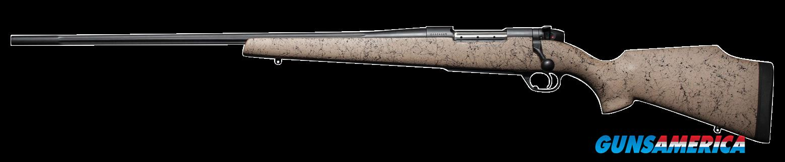 "Weatherby MUTM257WL6O Mark V Ultra Lightweight Bolt 257 Weatherby Magnum 26"" 3+1 Synthetic Tan w/Blk  Guns > Rifles > Weatherby Rifles > Sporting"