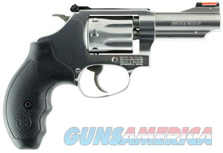 """Smith & Wesson 162634 63 J Frame Single/Double 22 Long Rifle (LR) 3"""" 8 Black Synthetic Stainless  Guns > Pistols > Smith & Wesson Revolvers > Full Frame Revolver"""