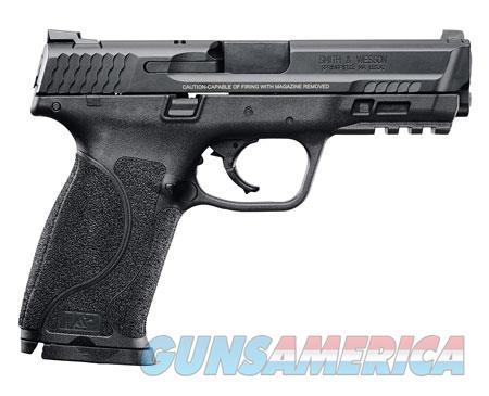 "Smith & Wesson 11764 M&P 40 M2.0 *MA Compliant* 40 S&W Double 4.25"" NTS 10+1 Black Interchangeable  Guns > Pistols > Smith & Wesson Pistols - Autos > Shield"
