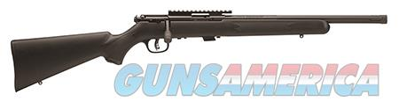 "Savage 96699 93R17 FV-SR Bolt 17 HMR 16.5"" 5+1 Black Fixed Synthetic Stock Blued Carbon Steel  Guns > Rifles > Savage Rifles > Accutrigger Models"