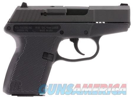 """Kel-Tec P11PKBLK P-11 9mm 3.1"""" 10+1 Black Poly Grip Parkerized Finish  Guns > Pistols > Kel-Tec Pistols > Pocket Pistol Type"""