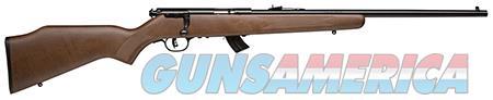 "Savage 20700 Mark II G Bolt 22 Long Rifle 21"" 10+1 Walnut Stk Blued  Guns > Rifles > Savage Rifles > Accutrigger Models"