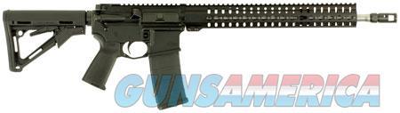"CMMG 55A591A Mk4 RCE Semi-Automatic 223 Rem/5.56 NATO 16.1"" 30+1 Black 6-Position Adjustable  Guns > Rifles > CMMG > CMMG Rifle"