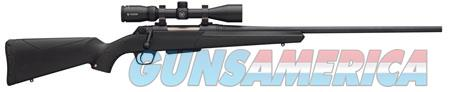 "Winchester Guns 535705226 XPR Vortex Scope Combo Bolt 270 Win 24"" 3+1 Synthetic Black Stk Blued  Guns > Rifles > Winchester Rifles - Modern Bolt/Auto/Single > Other Bolt Action"