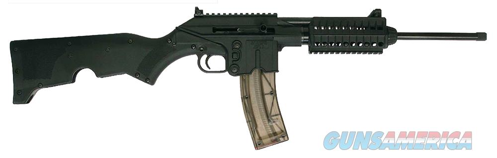 "Kel-Tec SU22CA SU22 Rifle Semi-Automatic 22 Long Rifle 16.1"" 26+1 Syn Stk Blk  Guns > Rifles > Kel-Tec Rifles"