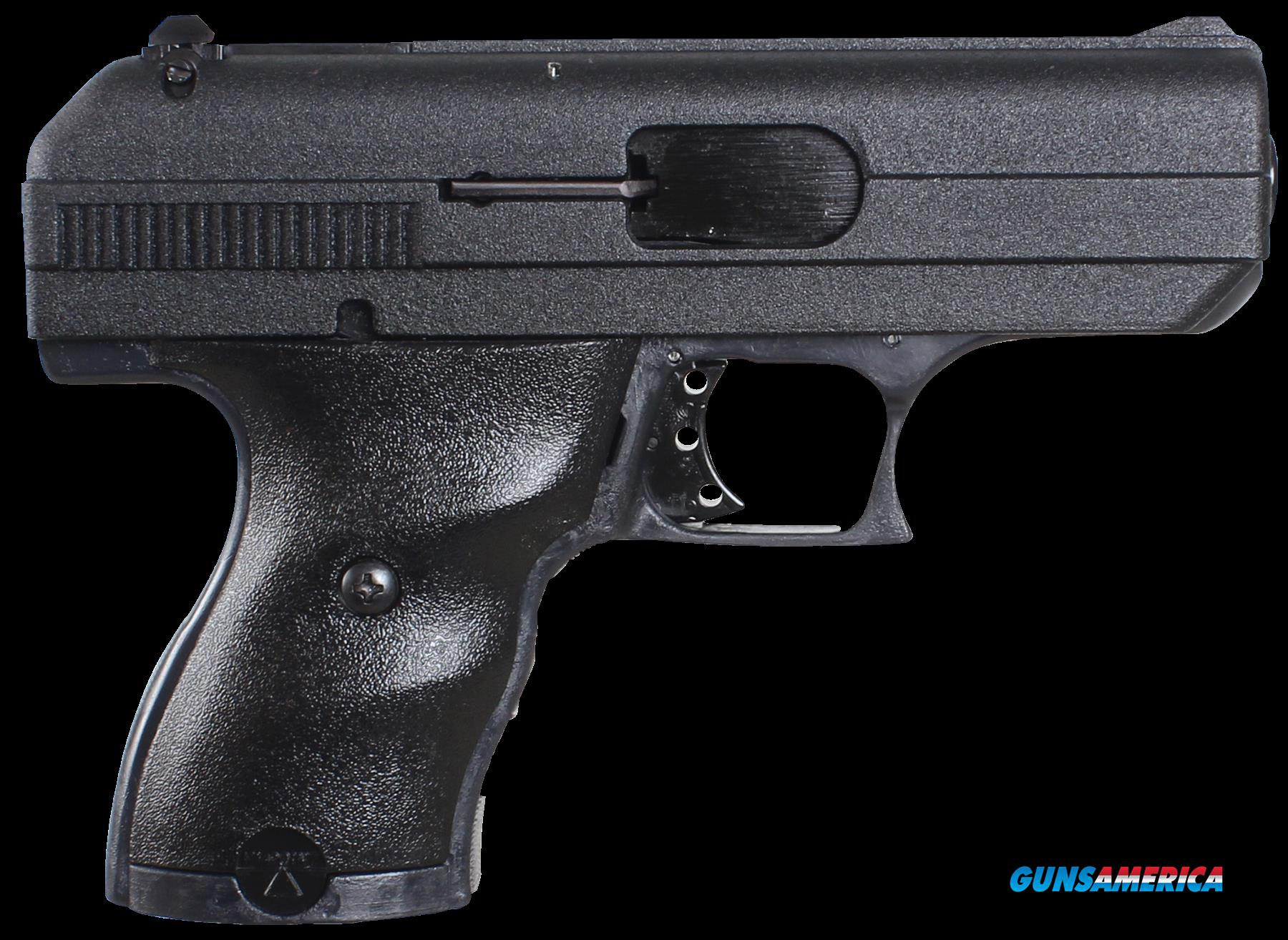 "Hi-Point 916HCKNIFE 9mm Compact Double Luger 3.5"" 8+1 Black Polymer Grip Black with Hard Case and  Guns > Pistols > H Misc Pistols"