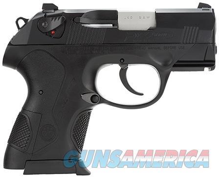 "Beretta USA JXS4F20 Px4 Storm  40 S&W Single/Double 3"" 10+1 Black Interchangeable Backstrap Grip  Guns > Pistols > Beretta Pistols > Polymer Frame"