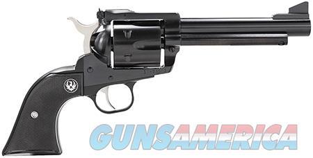 """Ruger 0465 Blackhawk Blued  45 Colt 5.5"""" 6 Round Black Rubber Grip Blued  Guns > Pistols > Ruger Single Action Revolvers > Blackhawk Type"""