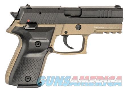 "Arex REXZERO1CP03 Rex Zero 1 Compact 9mm Luger Single/Double 3.85"" 15+1 Black Synthetic Grip Flat  Guns > Pistols > FIME Group Pistols > Rex Zero 1"
