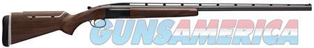 "Browning 017081401 BT-99  Break Open 12 Gauge 34"" 1 2.75"" Satin Black Walnut Fixed w/Graco Pro Fit  Guns > Rifles > Browning Rifles > Single Shot"