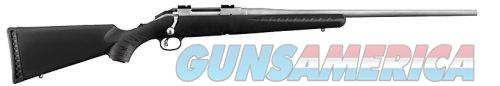 Ruger AMERICAN 243WIN SS/SY 22 6925  MATTE STAINLESS  Guns > Rifles > R Misc Rifles