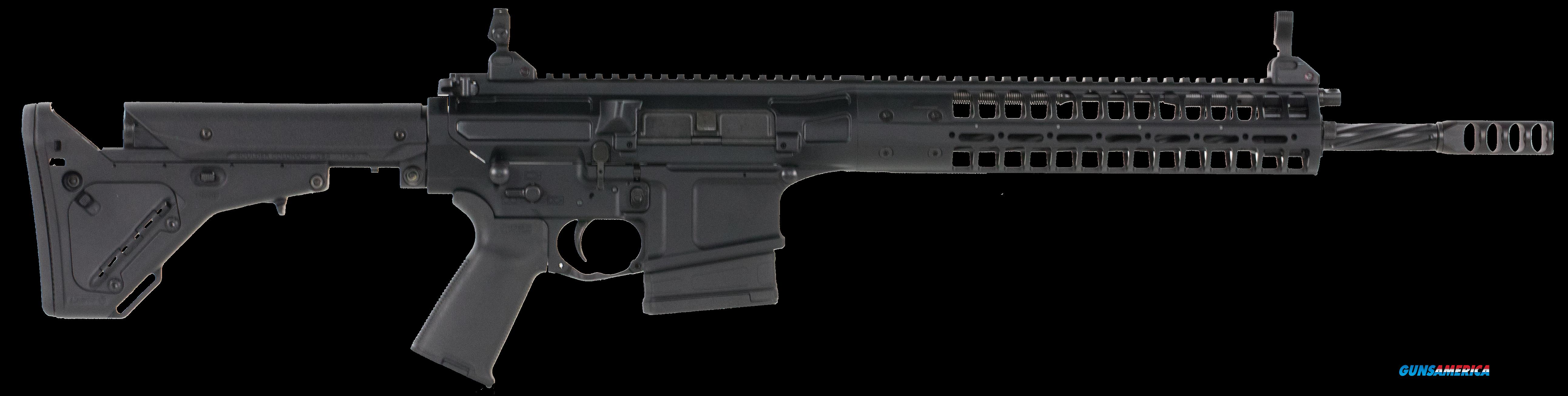 LWRC REPRMKIIR7BF R.E.P.R. Spiral Fluted *CA Compliant* Semi-Automatic 308 Winchester/7.62 NATO  Guns > Rifles > L Misc Rifles