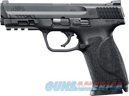 "Smith & Wesson 11762 M&P 40 M2.0 40 S&W Double 4.25"" 10+1 Black Polymer Grip/Frame Black Armornite  Guns > Pistols > Smith & Wesson Pistols - Autos > Shield"