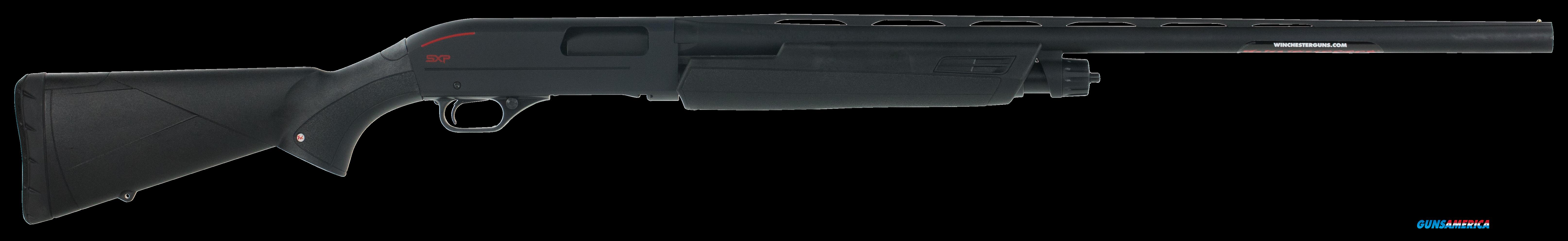 "Winchester 512251392 Super X Pump Blk Shadow 12 a 28"" 3"" 4+1 Blk Syn Stk Blk  Guns > Shotguns > Winchester Shotguns - Modern > Pump Action > Hunting"