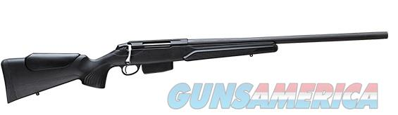 "Tikka T3 JRTXH382 T3x Varmint Bolt 6.5 Creedmoor 24.3"" 3+1 Synthetic Black Stk Blued  Guns > Rifles > Tikka Rifles > T3"