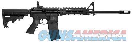 "Smith & Wesson 11535 M&P15X  Semi-Automatic 223 Rem/5.56 NATO 16"" 30+1 Black 6 Position Synthetic  Guns > Rifles > S Misc Rifles"