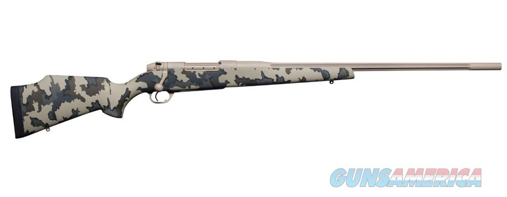 Weatherby MARK V ARROYO 300WBY BL/SY 26 KUIU CAMO SYNTHETIC STOCK  Guns > Rifles > W Misc Rifles
