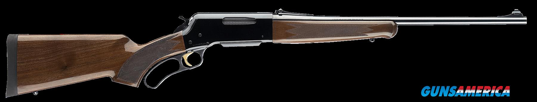"Browning 034009150 BLR Lightweight with Pistol Grip Lever 450 Marlin 20"" 3+1 Walnut Stock Blued  Guns > Rifles > Browning Rifles > Lever Action"
