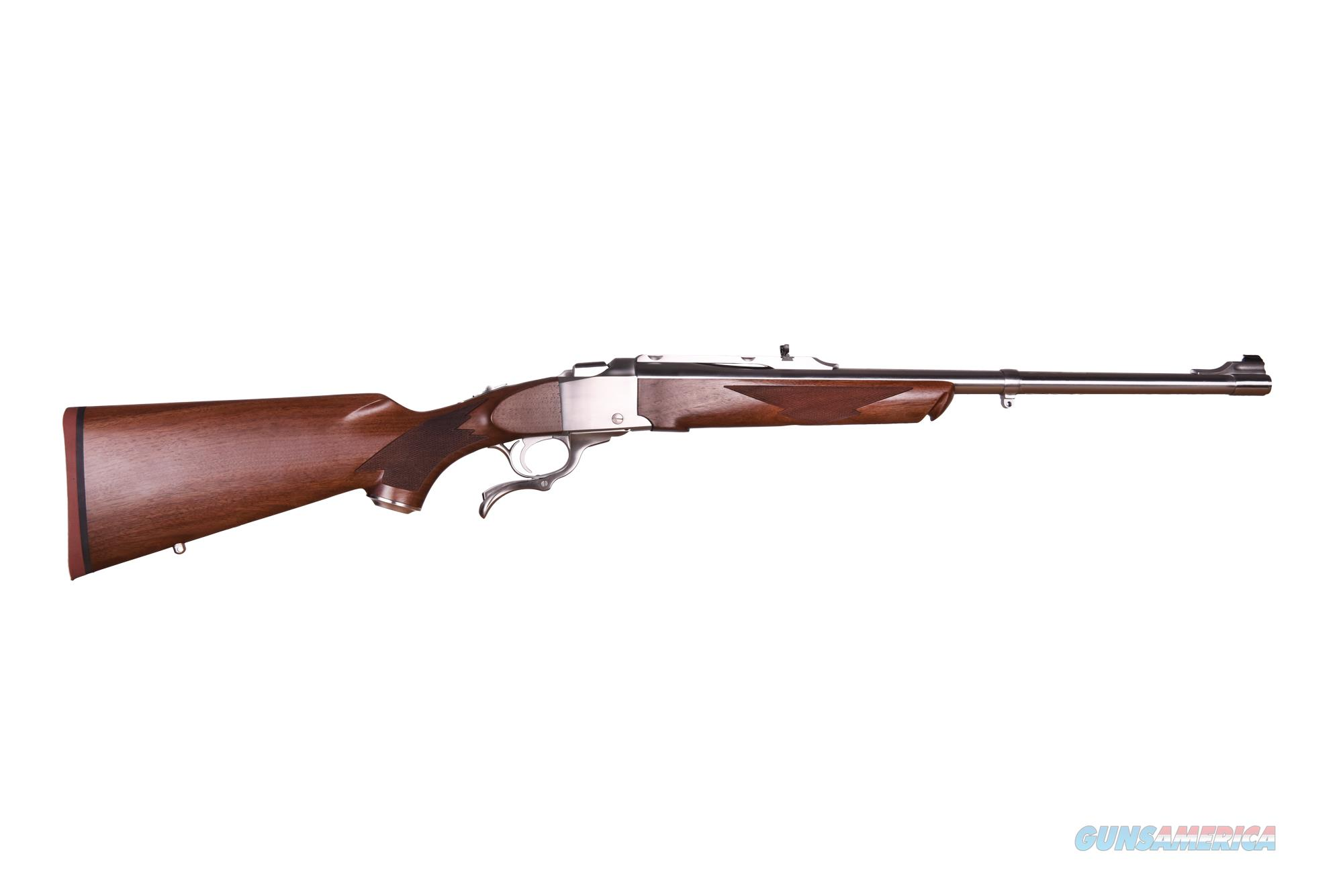 Ruger K1S MED SPORT 45-70 SS/WD 22 21324 STAINLESS  WALNUT  Guns > Rifles > R Misc Rifles
