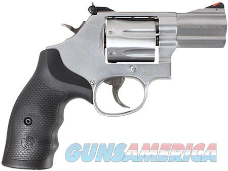 """Smith & Wesson 164192 686 Plus Single/Double 357 Magnum 2.5"""" 7 rd Black Synthetic Grip Stainless  Guns > Pistols > Smith & Wesson Revolvers > Full Frame Revolver"""
