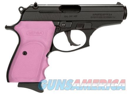 "Bersa T380M8P Thunder 380 380 Automatic Colt Pistol (ACP) Single/Double 3.50"" 8+1 Pink Wraparound  Guns > Rifles > Tikka Rifles > T3"