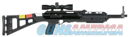 "Hi-Point 4595TS4X32 4595TS Carbine with Scope Semi-Automatic 45 ACP 17.5"" 9+1 Black All Weather  Guns > Rifles > Hi Point Rifles"