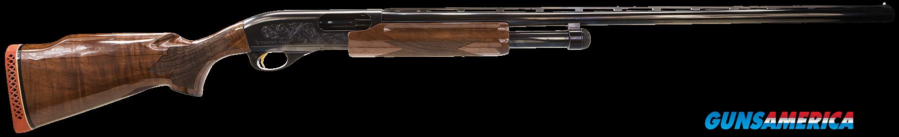 "Remington Firearms 24857 870 Wingmaster Pump 12 Gauge 30"" 2.75"" Walnut High Gloss Stk Blued  Guns > Shotguns > R Misc Shotguns"