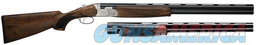 "Beretta USA J6863R8 686 Silver Pigeon I Over/Under 28/410 Gauge 28"" 3"" Walnut Stk Engraved Silver  Guns > Shotguns > Beretta Shotguns > O/U"