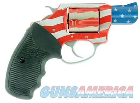 "Charter Arms 23872 Undercover The Old Glory  Revolver Single 38 Special 2"" 5 Rd Black Rubber Grip  Guns > Pistols > Charter Arms Revolvers"