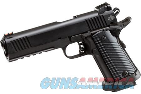 Rock Island Armory M1911-A2 TACT 2011 9MM 5 G10 TACTICAL RAIL | G10 POLY GRIPS  Guns > Pistols > Armscor Pistols > Rock Island