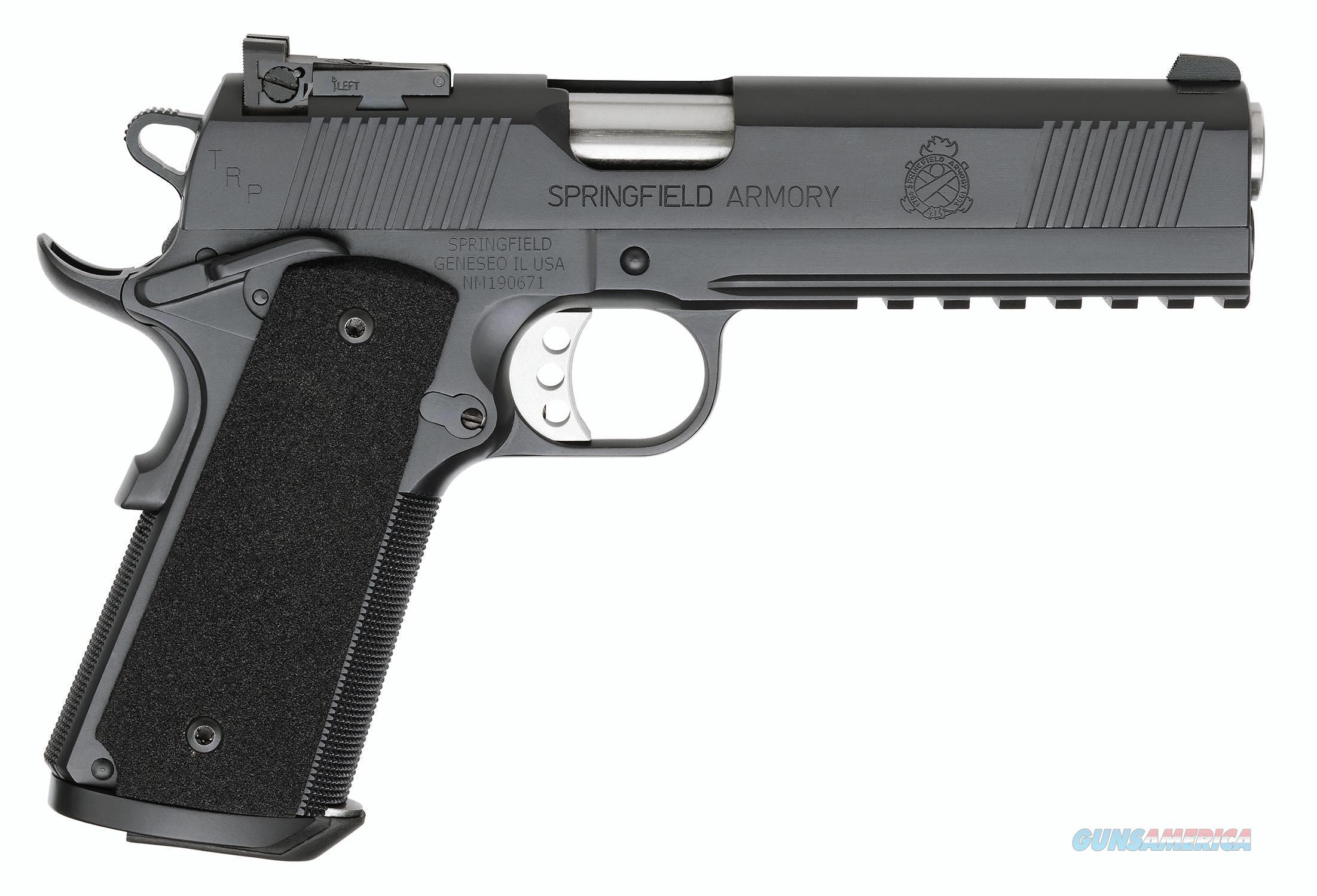 Springfield Armory PC9105LCA18 1911 TRP Operator *CA Compliant* 45 Automatic Colt Pistol (ACP)  Guns > Pistols > S Misc Pistols