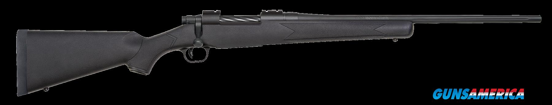 "Mossberg 27884 Patriot Bolt 270 Win 22"" 5+1 Synthetic Black Stk Blued  Guns > Rifles > MN Misc Rifles"